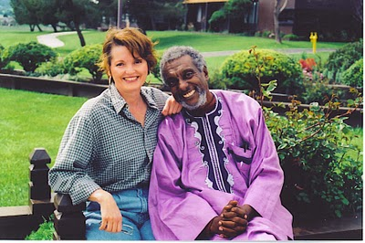 Kwame Ture with Marilyn Buck